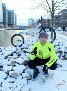 Kickbike Fix Winter, Brno