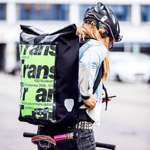 ORTLIEB Messenger Bag Pro - černá - 39L