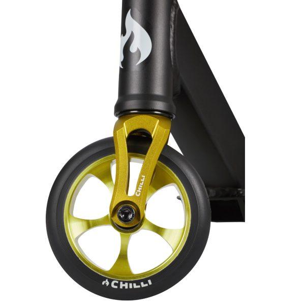 Koloběžka Chilli Reaper Reloaded Rebel Lime